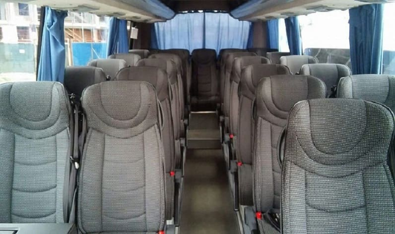 Baja Bus Bureau Bus Reservation With Chauffeur Driven Bus Providers From Kiskunfelegyhaza And Bacs Kiskun